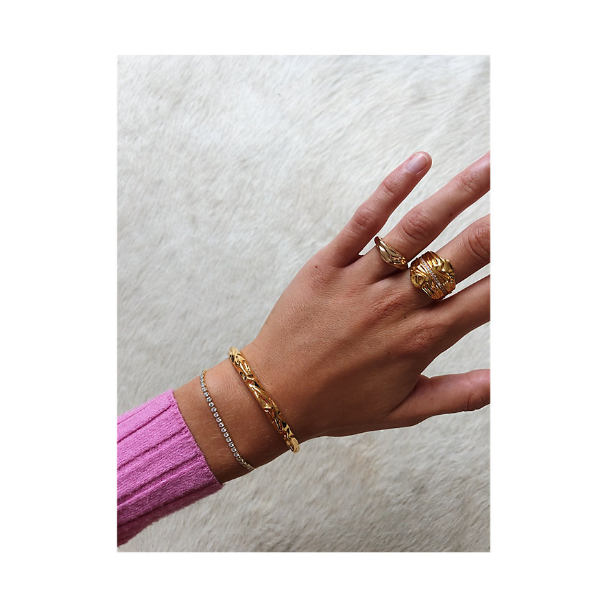 Sif Jakobs Jewellery Damenring SJ-R42027-CZ-SG-54