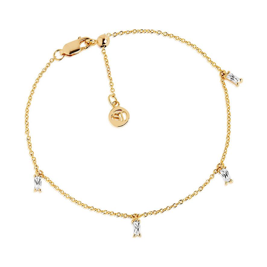 Sif Jakobs Jewellery Fußkette SJ-A22029-CZ-SG