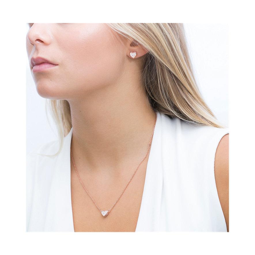 Sif Jakobs Jewellery Kette Amore SJ-C2185-CZ-RG