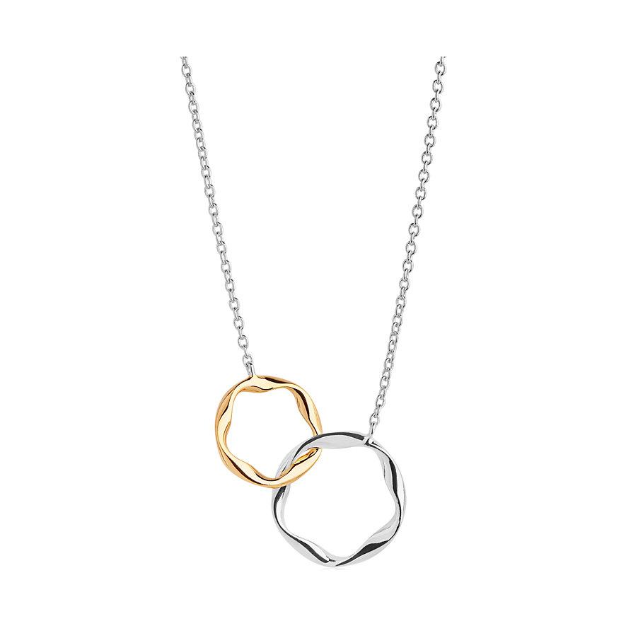 Sif Jakobs Jewellery Kette Cetara Pianura Due Piccolo SJ-C1078-YG2