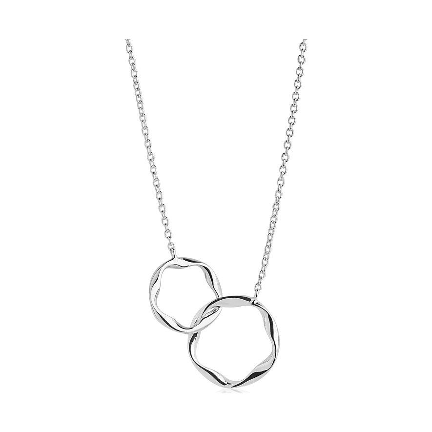 Sif Jakobs Jewellery Kette Cetara Pianura Due Piccolo SJ-C1078