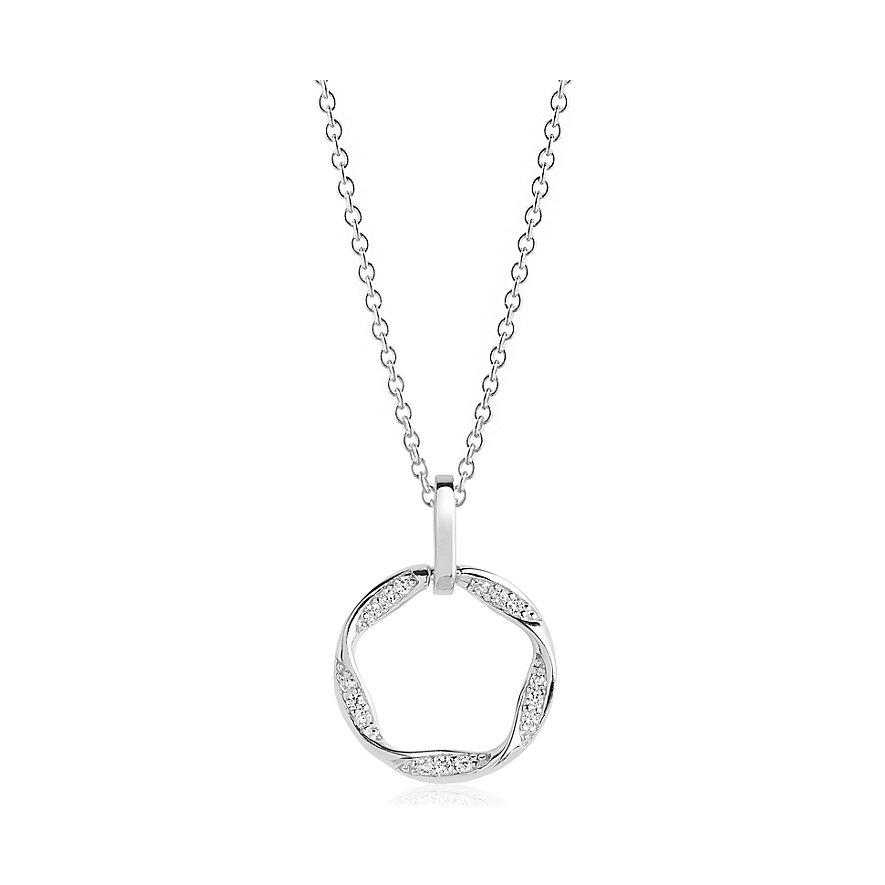 Sif Jakobs Jewellery Kette Cetara Piccolo SJ-P1068-CZ-45