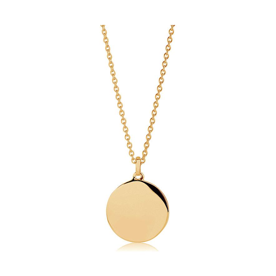 Sif Jakobs Jewellery Kette Follina Pianura SJ-P1070-(YG)/45