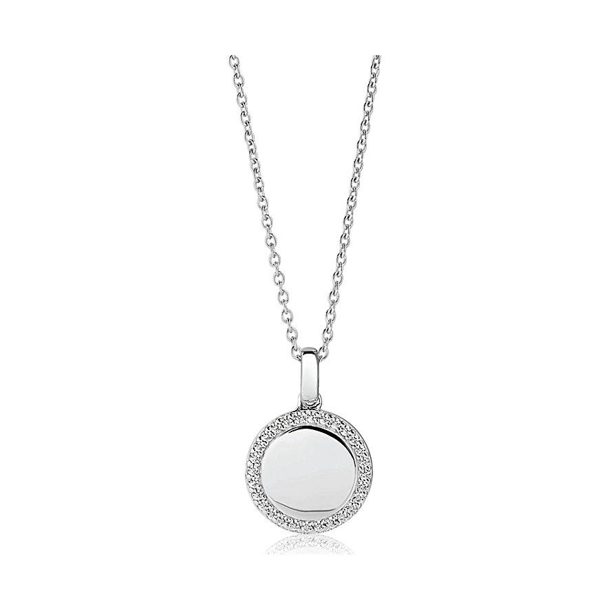 Sif Jakobs Jewellery Kette Follina SJ-P3780-CZ/45