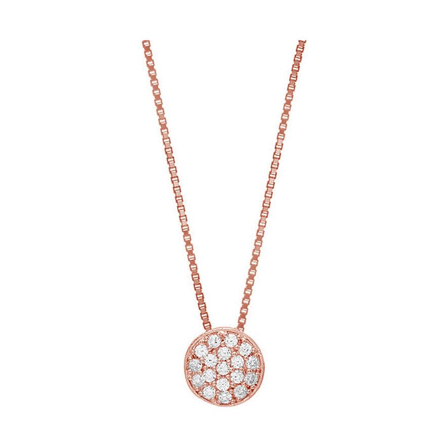 Sif Jakobs Jewellery Kette Sacile SJ-P2071-CZ-RG