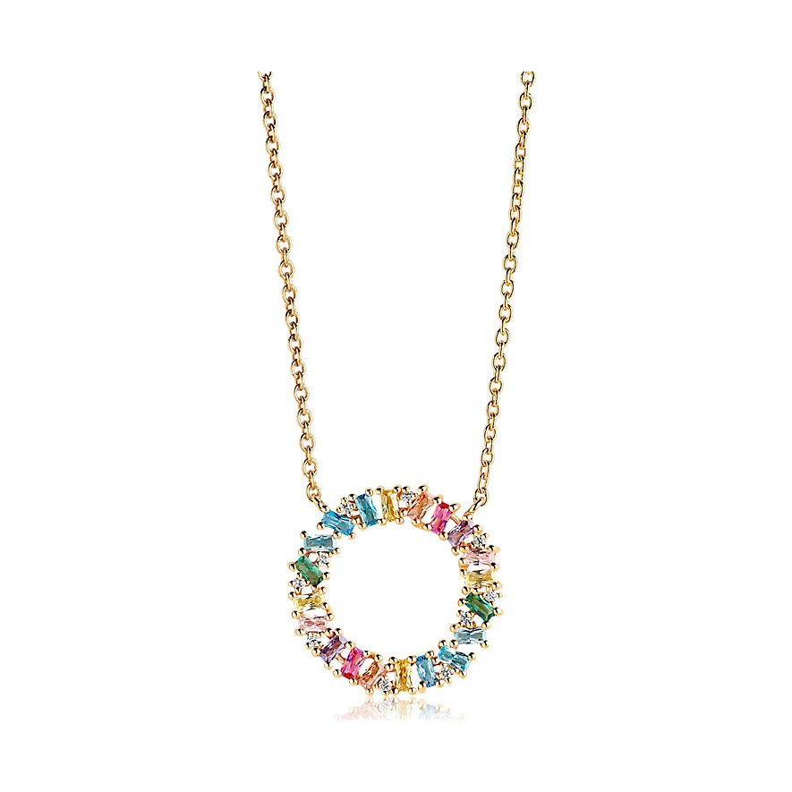 Sif Jakobs Jewellery Kette SJ-C0163-XCZ-YG