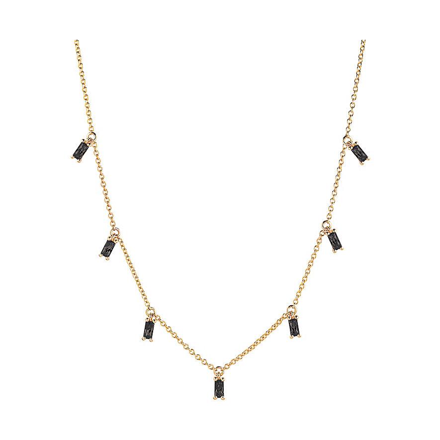 Sif Jakobs Jewellery Kette SJ-C1074-BK-YG