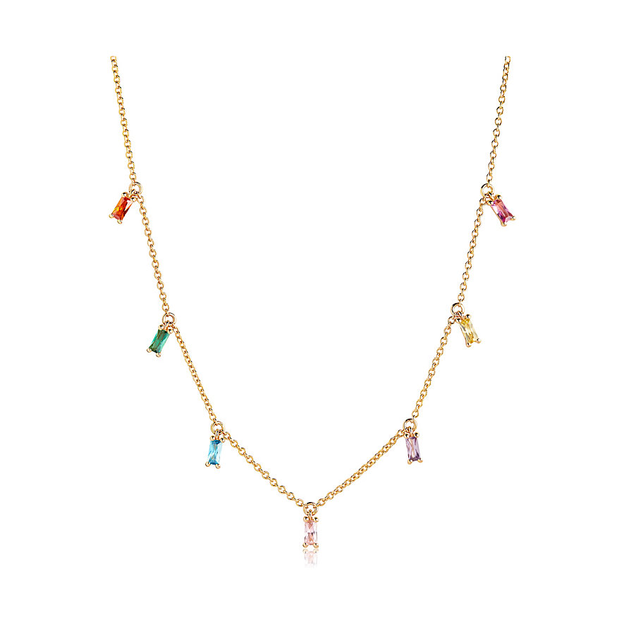 Sif Jakobs Jewellery Kette SJ-C1074-XCZ-SG