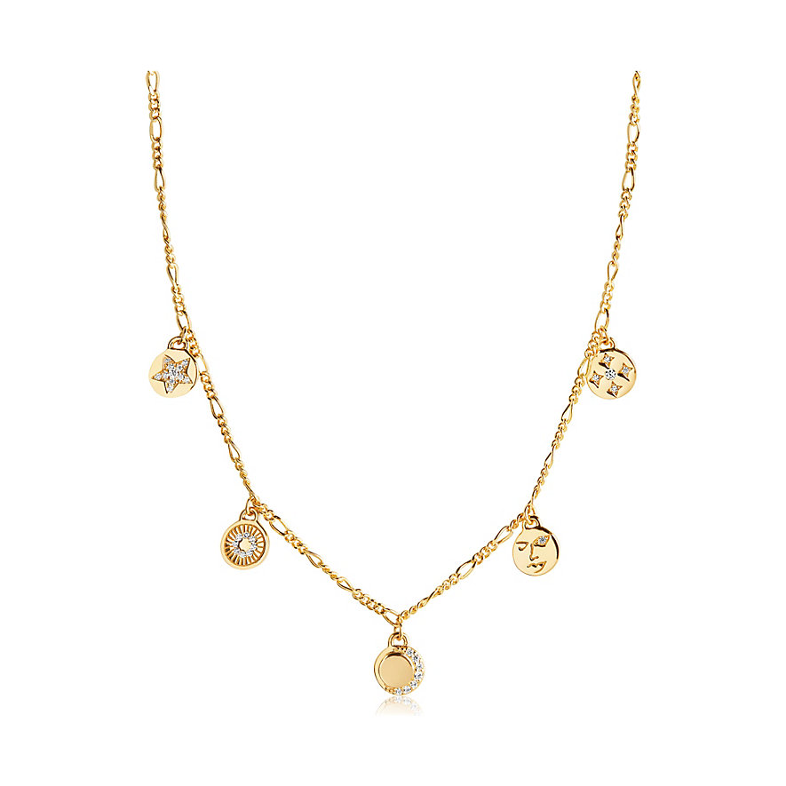 Sif Jakobs Jewellery Kette SJ-N12017-CZ-SG