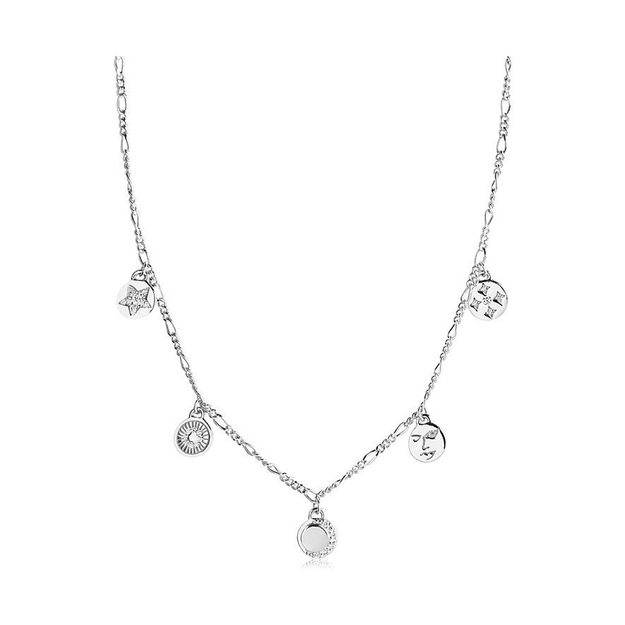 Sif Jakobs Jewellery Kette SJ-N12017-CZ-SS