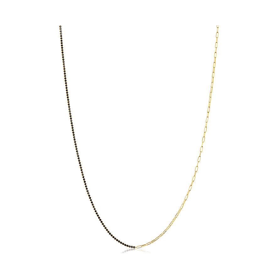 Sif Jakobs Jewellery Kette SJ-N42034-BK-SG