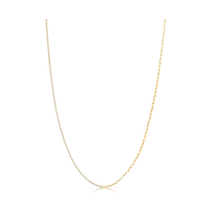 Sif Jakobs Jewellery Kette SJ-N42034-CZ-SG