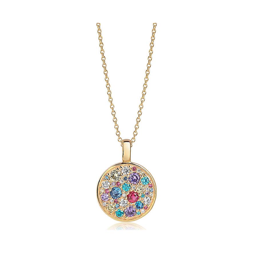 Sif Jakobs Jewellery Kette SJ-P1036-XCZ-YG-45