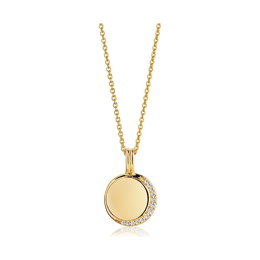 Sif Jakobs Jewellery Kette SJ-P12015-CZ-SG45-60