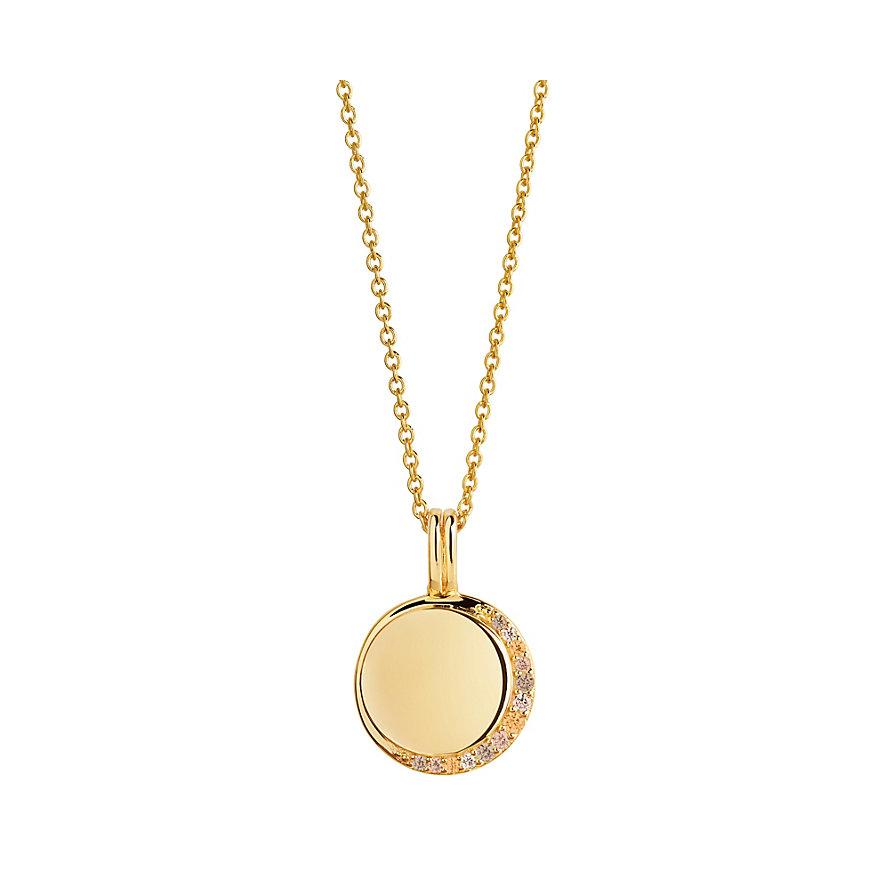 Sif Jakobs Jewellery Kette SJ-P12015YEL-SG45-60