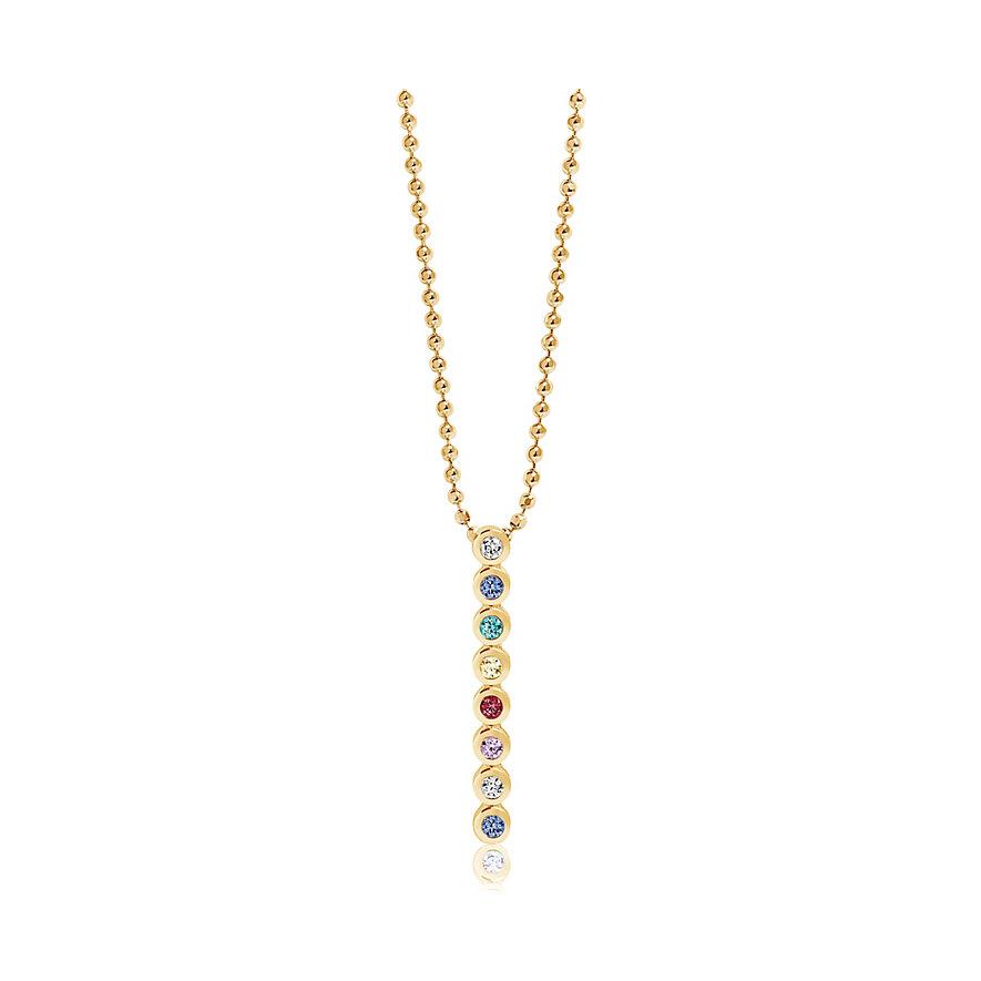 Sif Jakobs Jewellery Kette SJ-P3630-XCZ-YG-45