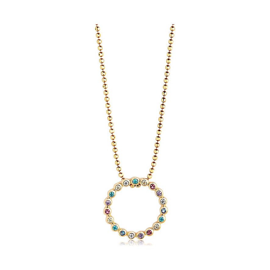 Sif Jakobs Jewellery Kette SJ-P3660-XCZ-YG-45