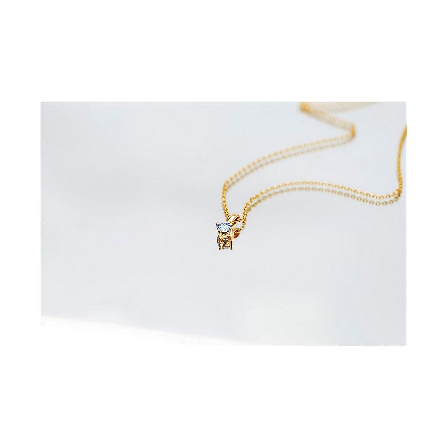 Sif Jakobs Jewellery Kette SJ-P4MMRD-BLN-YG-45