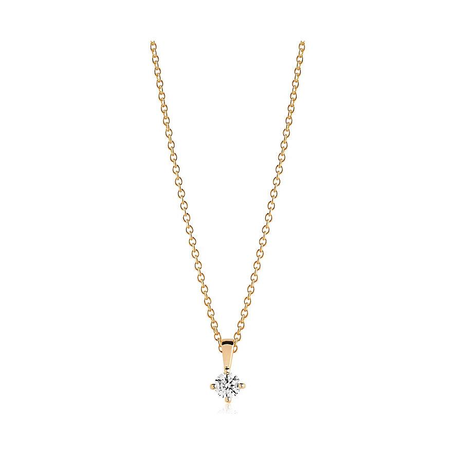 Sif Jakobs Jewellery Kette SJ-P4MMRD-CZ-YG-45