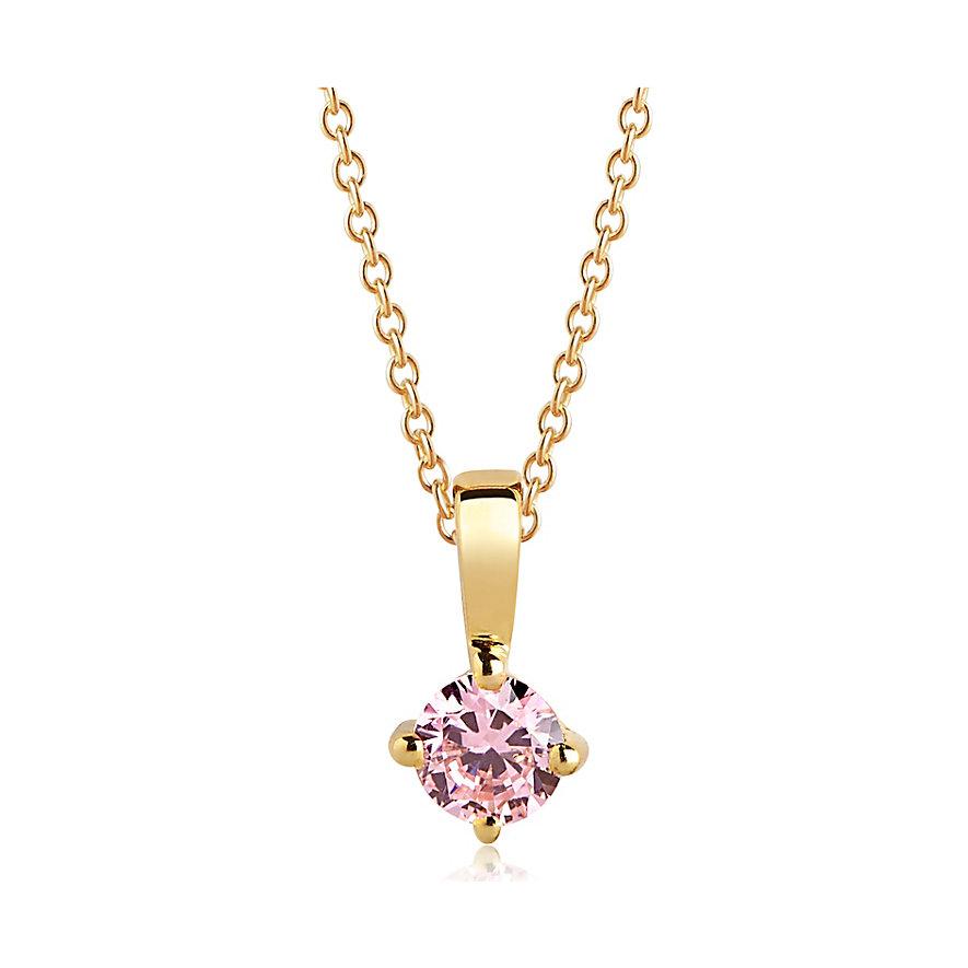 Sif Jakobs Jewellery Kette SJ-P4MMRD-PK-YG-45