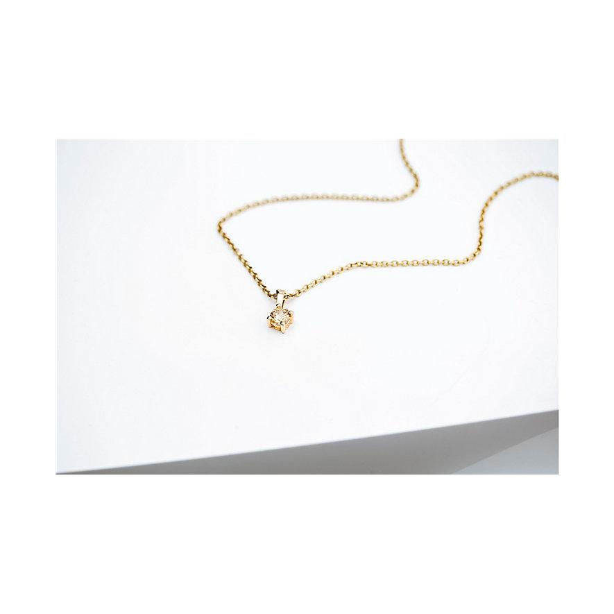 Sif Jakobs Jewellery Kette SJ-P4MMRD-YEL-YG-45