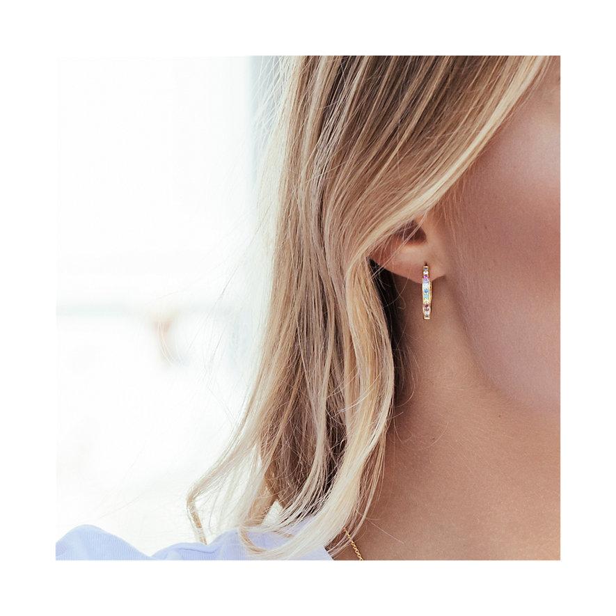 Sif Jakobs Jewellery Ohrhänger Corte SJ-E1540-XCZ-YG