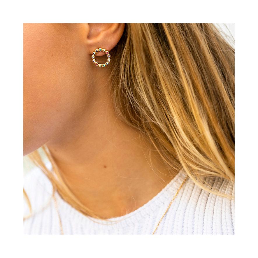 Sif Jakobs Jewellery Ohrstecker SJ-E2688-XCZ-YG
