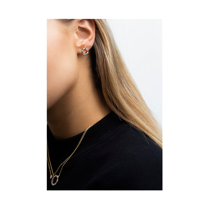 Sif Jakobs Jewellery Ohrstecker SJ-E337-XCZ-YG