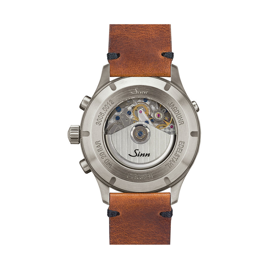 Sinn Spezialuhren Herrenuhr Instrumentelle Chronographen 3006.011