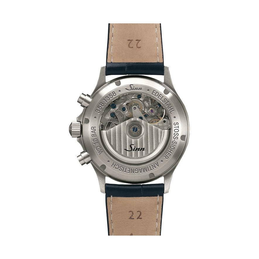 Sinn Spezialuhren Herrenuhr Instrumentelle Chronographen 358.060
