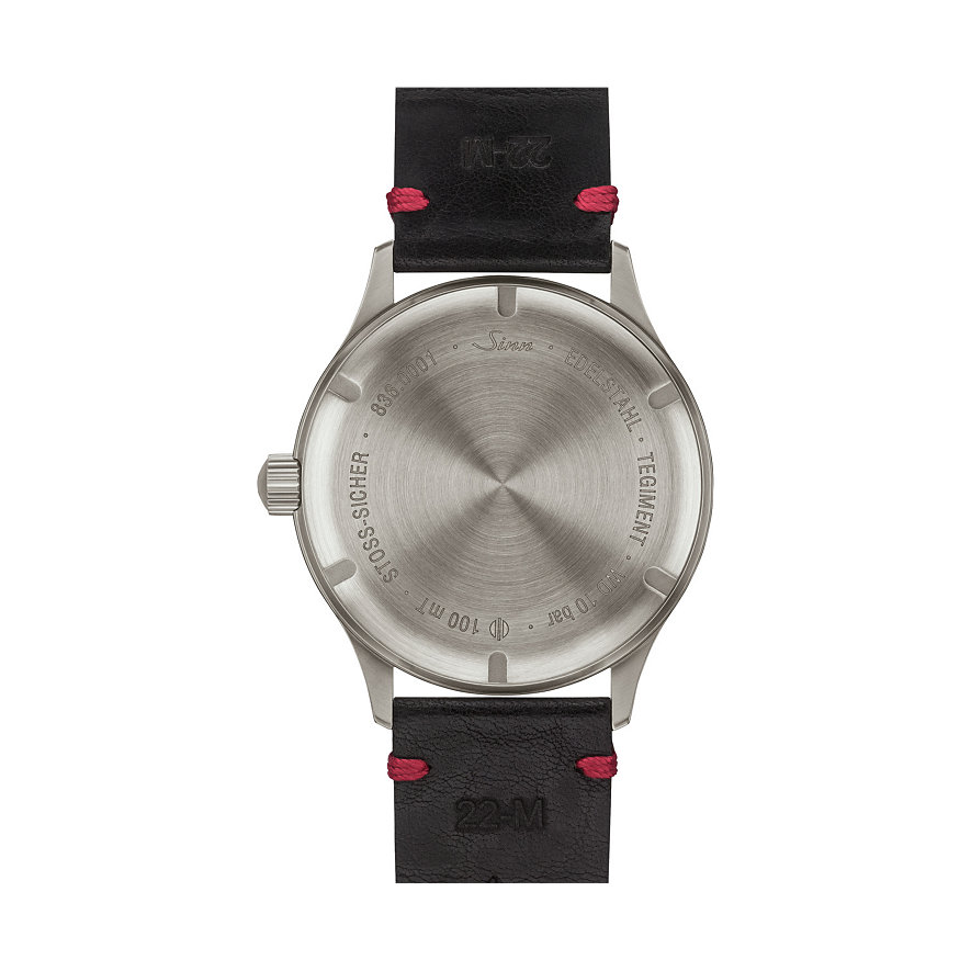 Sinn Spezialuhren Herrenuhr Instrumentelle Uhren 836.010