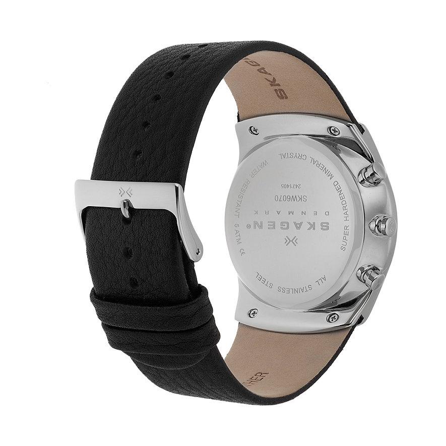 Skagen Herrenchronograph SKW6070