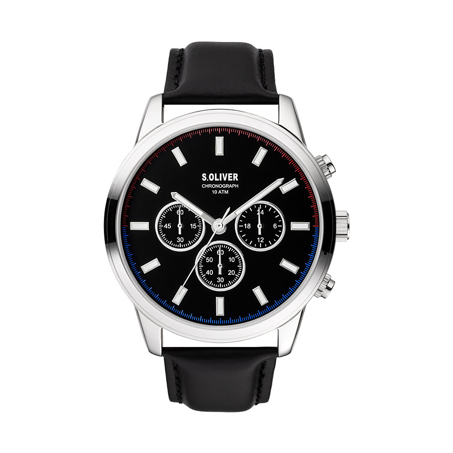 s.Oliver Chronograph SO-3858-LC