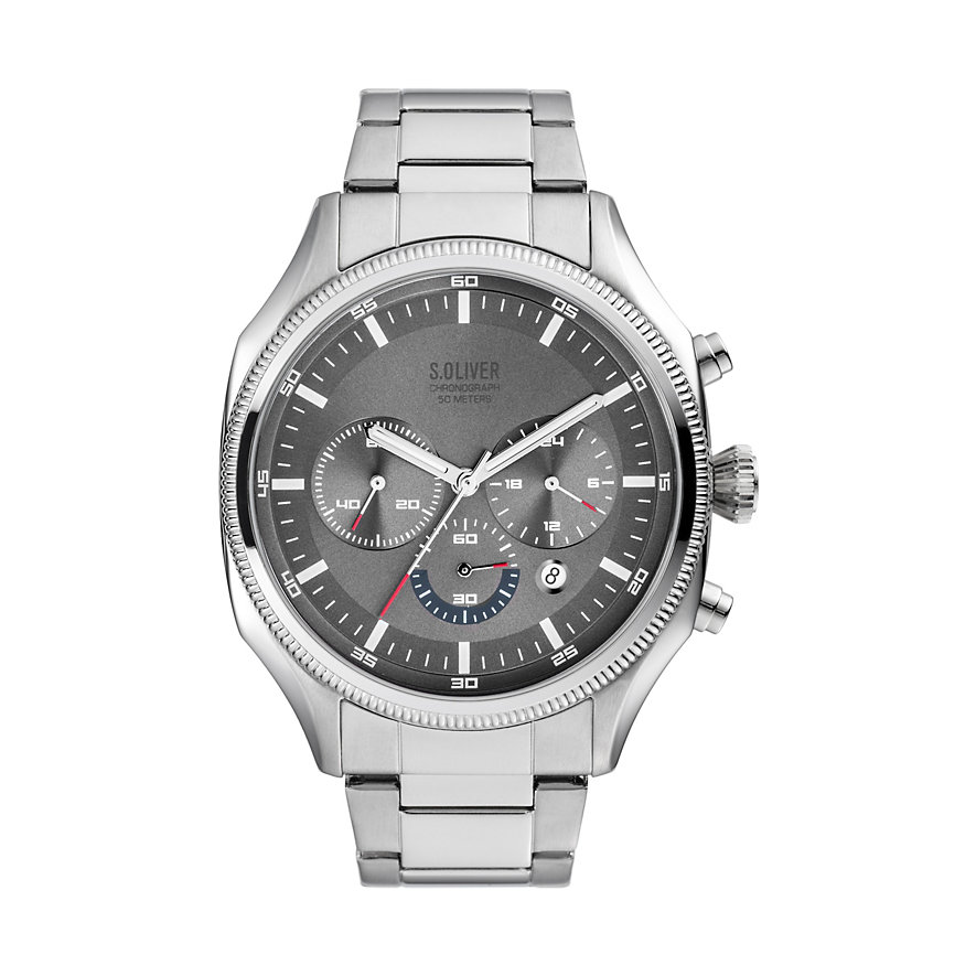 s.Oliver Chronograph SO-3863-MC