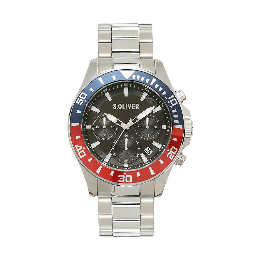 s.Oliver Chronograph SO-4238-MC