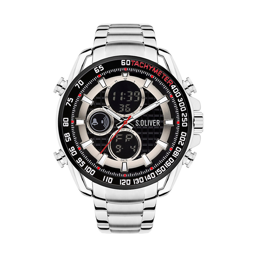 s.Oliver Chronograph SO-4243-MD