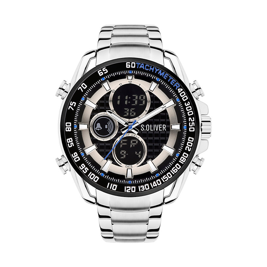 s.Oliver Chronograph SO-4246-MD