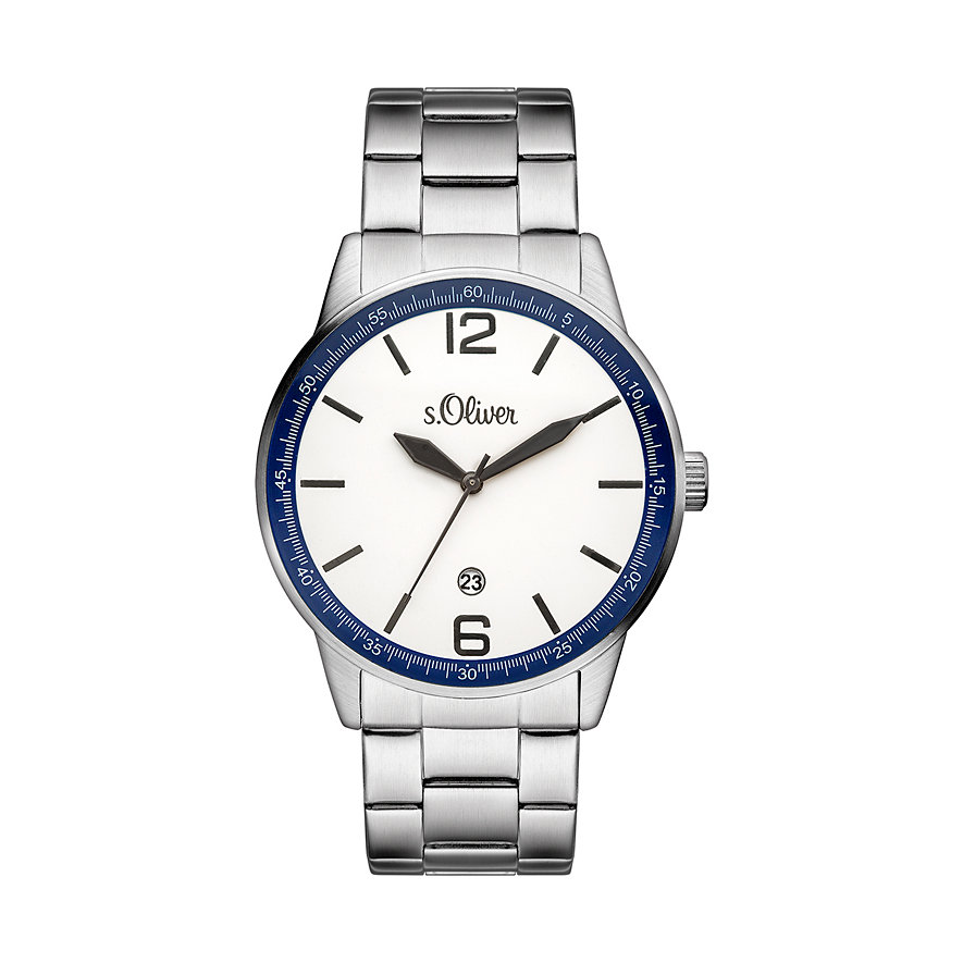 s.Oliver Herrenuhr SO-3283-MQ