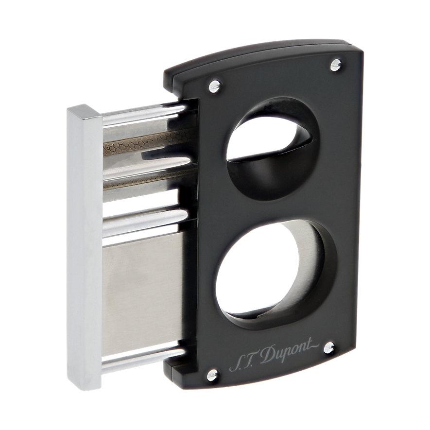 S.T. Dupont Feuerzeug Cigar Cutter Black 003419