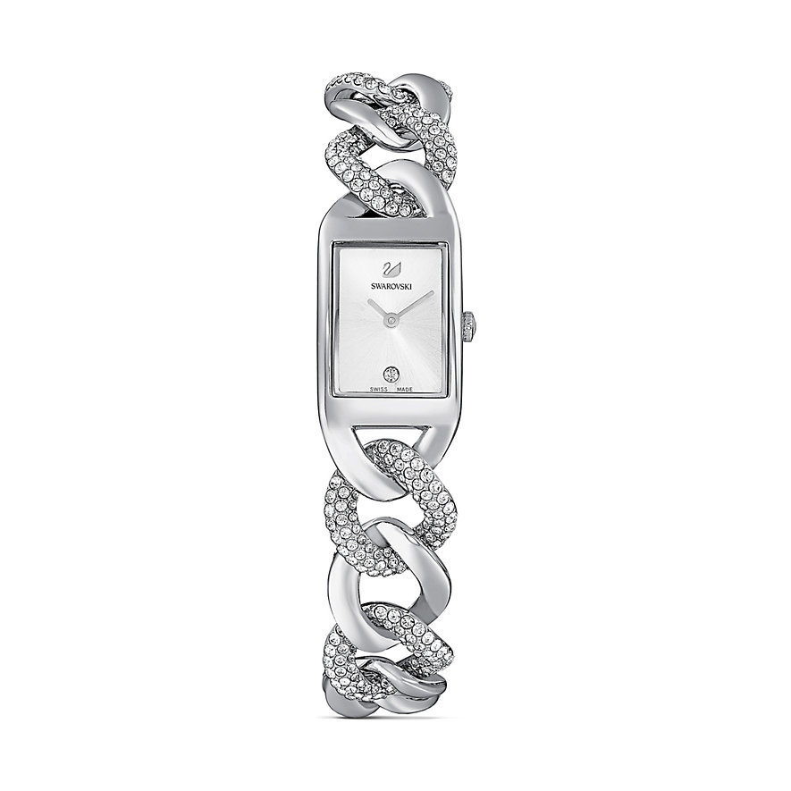 Swarovski Damenuhr Cocktail Uhr, Metallarmband, 5519330