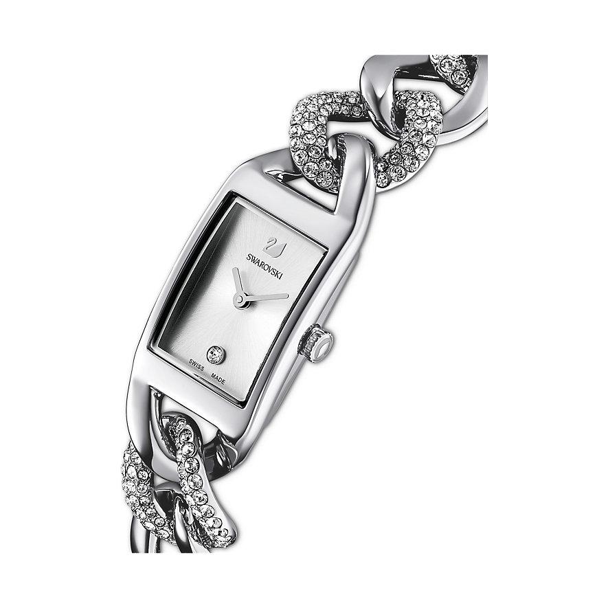 Swarovski Damenuhr Cocktail Uhr, Metallarmband, 5519330