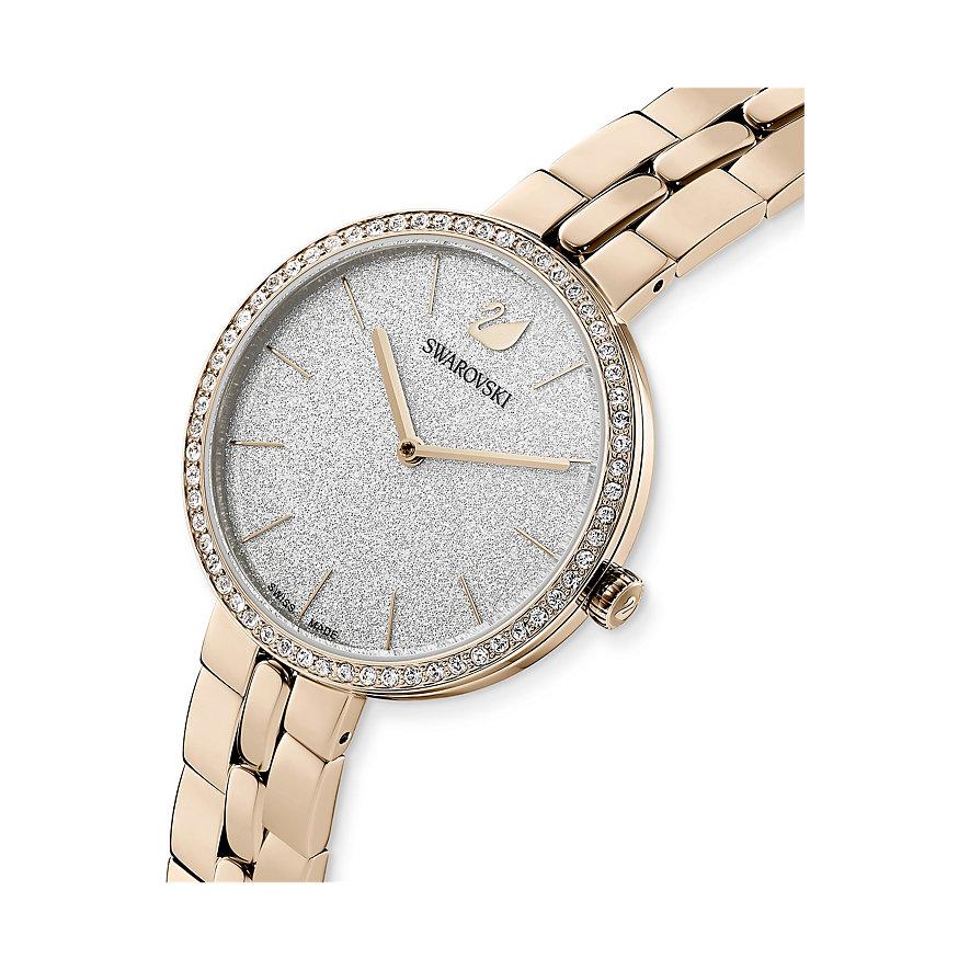 Swarovski Damenuhr Cosmopolitan Uhr, Metallarmband, 5517794