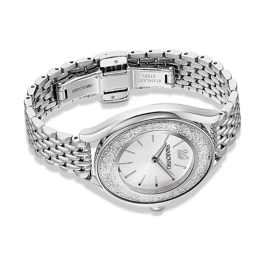 Swarovski Damenuhr Crystalline Aura Uhr, Metallarmband, 5519462