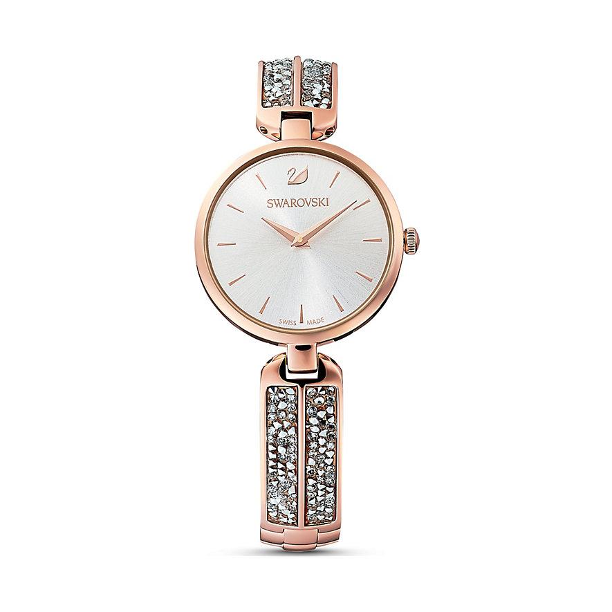 Swarovski Damenuhr Dream Rock Uhr, Metallarmband, 5519306