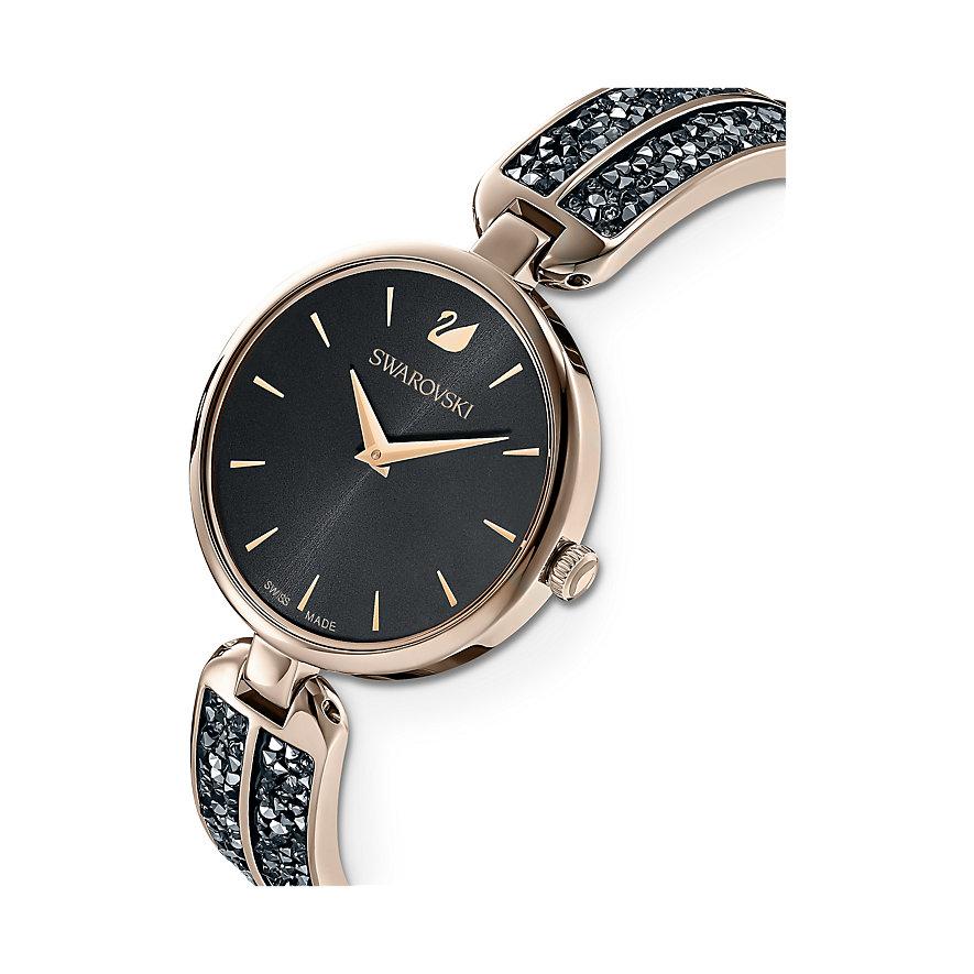 Swarovski Damenuhr Dream Rock Uhr, Metallarmband, 5519315
