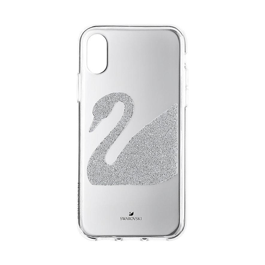 Swarovski Handyhülle Swan Fabric für Iphone® X 5498552