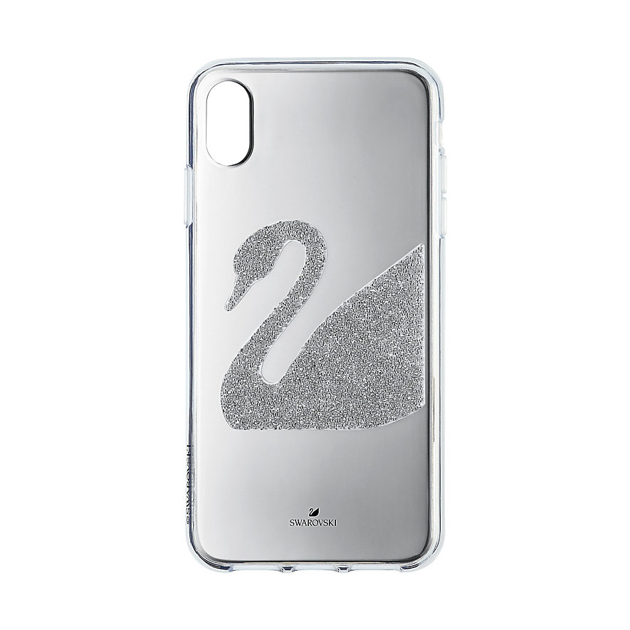Swarovski Handyhülle Swan Fabric für Iphone® XR 5507390