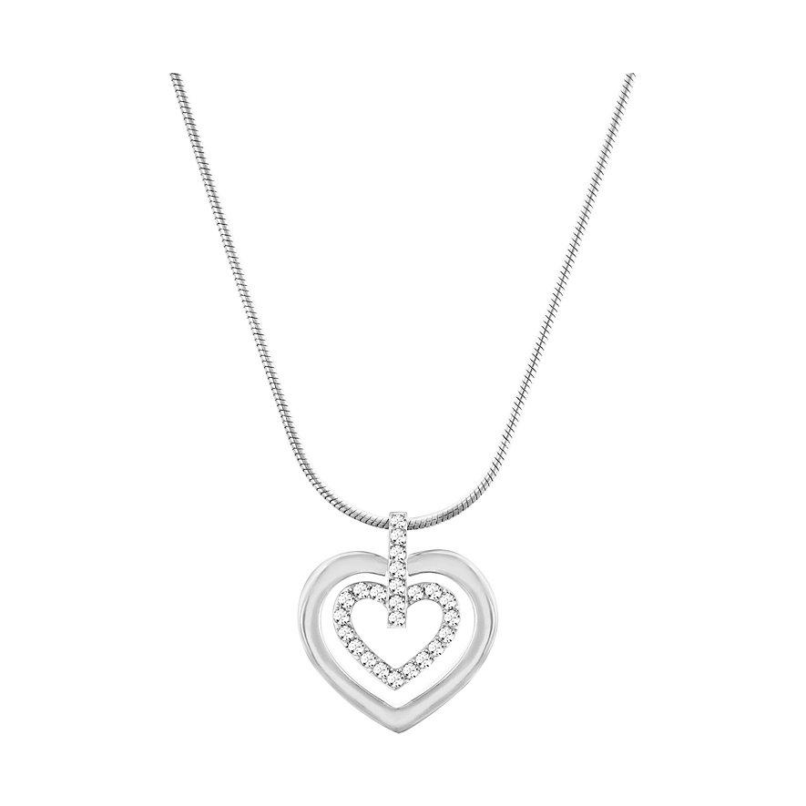 Swarovski Kette Circle Heart 5113776