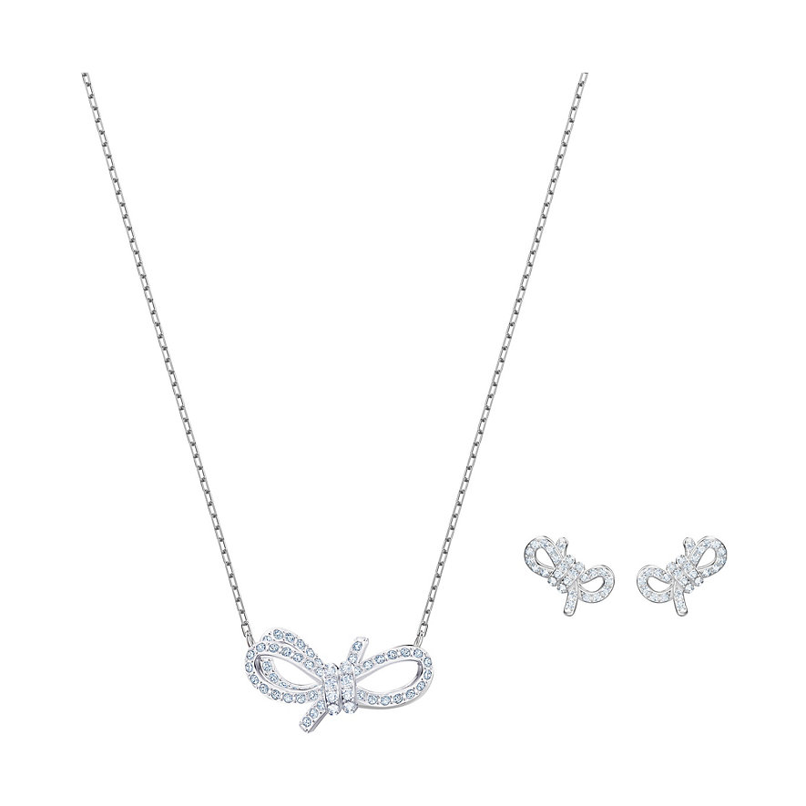 Swarovski Schmuckset Lifelong Bow 5470594