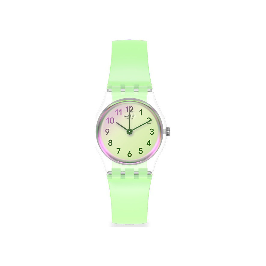 Swatch Damenuhr Casual Green LK397